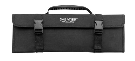 sabatier kitchen knives sabatier knife bag with 5 kitchen knives 100