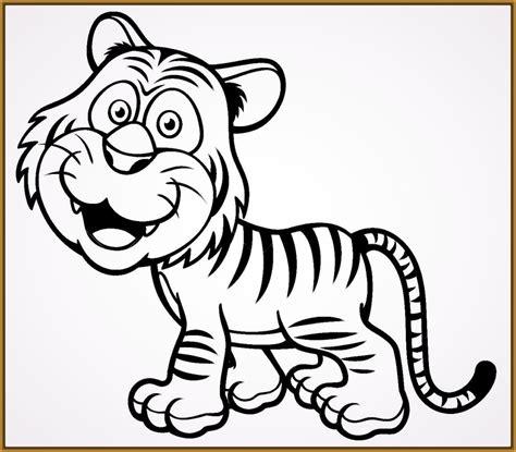 imagenes mas faciles para dibujar fotos de tigres para dibujar archivos fotos de tigres