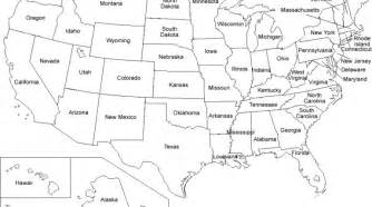 map of the united states coloring page usa map coloring