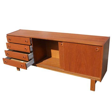 Buffet Sideboard Credenza vintage 1960 s teak buffet sideboard credenza ebay