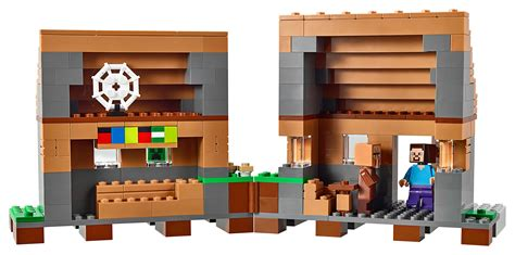 the is the official lego minecraft set yet