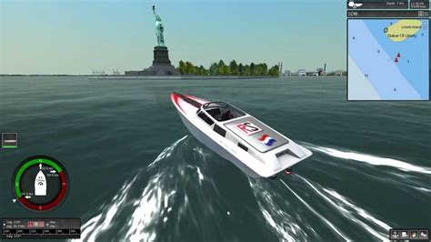 boat simulator extreme ship simulator extremes game play fortissimo powerboat