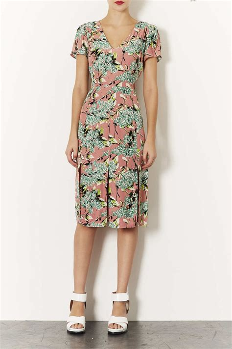 Bloom Split Dress the gallery for gt kimono topshop