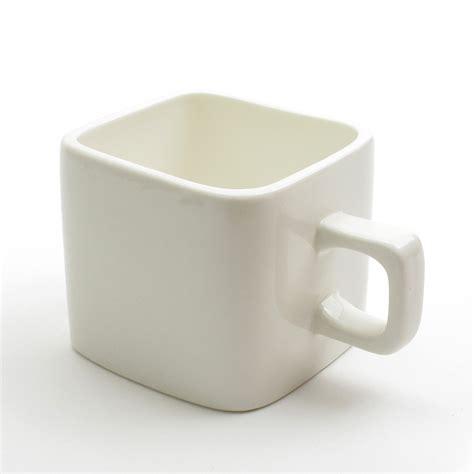 Cube Mug (White)