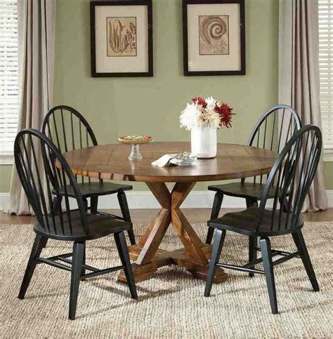 black dining chairs home furniture design