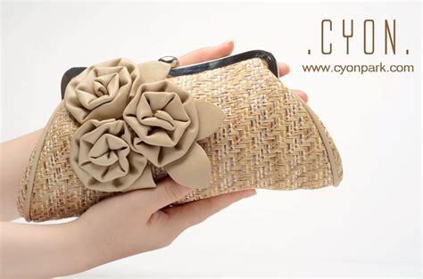 Clutch Anyaman Pandan Clutch Bag Etnik Tas Pesta handbag collections new arrival butik shop tas