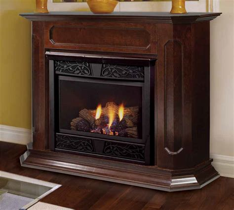 a fireplace store monessen barrington wood cabinet for dfx24 vent free fireplace systems and wef26 allura
