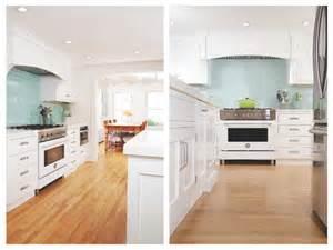 blue kitchen east