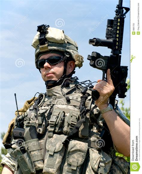 for soldiers us soldier stock image image of american guard
