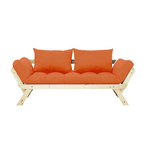 comfiest futon bebop natural frame natural cushion fresh futon