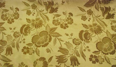 floral home decor fabric gold floral upholstery and home decor fabric by shopmyfabrics