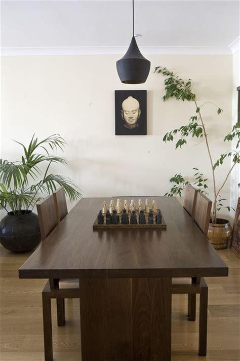 contemporary asian dining room asian dining room