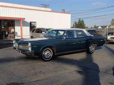 1966 Pontiac Tempest For Sale by 1966 Pontiac Tempest For Sale Classiccars Cc 1036648