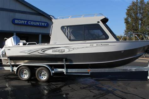 sea runner boats hewescraft 210 sea runner boats for sale boats