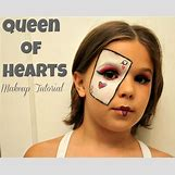 Queen Of Hearts Makeup For Kids | 1000 x 805 jpeg 145kB