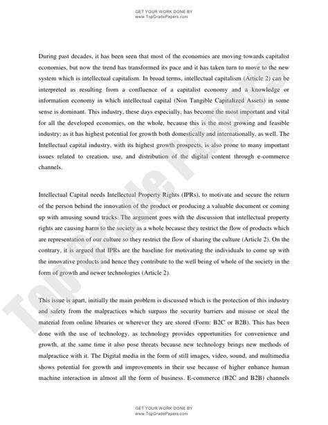 Economy Essay by E Commerce Economic Essay Assignment Www Topgradepapers