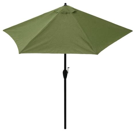 hton bay patio umbrellas 9 ft aluminum patio umbrella