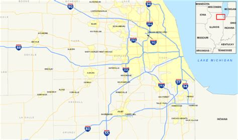 chicago highway names map thefundamentals the chicago way