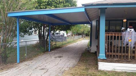 Carport West San Antonio   Carport Patio Covers Awnings