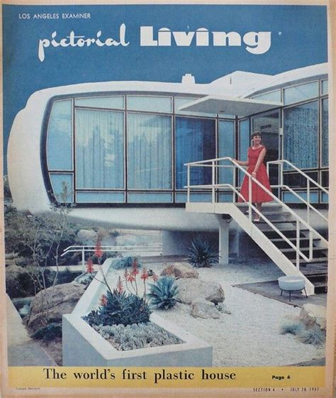 monsanto house of the future googie monsanto house of the future googie