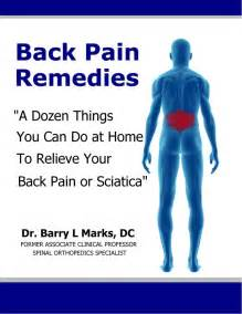 back home treatment pin by back relief at home on back home
