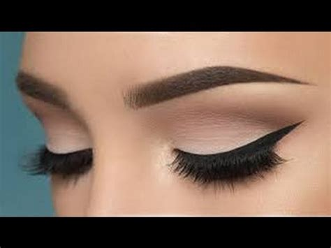 natural makeup tutorial for glasses amazing eyebrows transformation eyebrows tutorials youtube