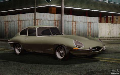 Car Types In Gta by Jaguar E Type 4 2 For Gta San Andreas