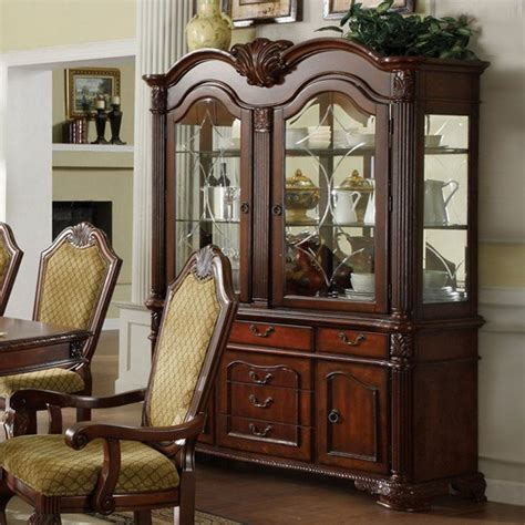 4 amazing tips to decorate your China Cabinet   dining room ideas
