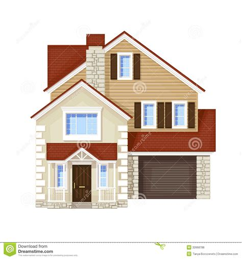 home design vector free download single family house stock vector illustration of icon