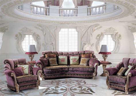 Halbrundes Sofa Im Klassischen Stil by 3 Sitzer Sofa F 252 R Zu Hause Klassischen Luxus Stil Idfdesign
