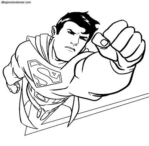 imagenes para colorear wolverine dibujos de superman para colorear