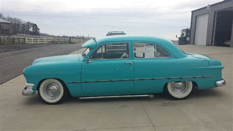 Ford Shoebox by 1950 Ford Shoebox Classic Rod Cruiser Done Right