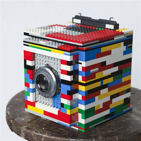 lego bong tutorial working 4x5 camera created with lego