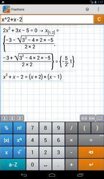 calculator pecahan kalkulator canggih nano andriyono blog s