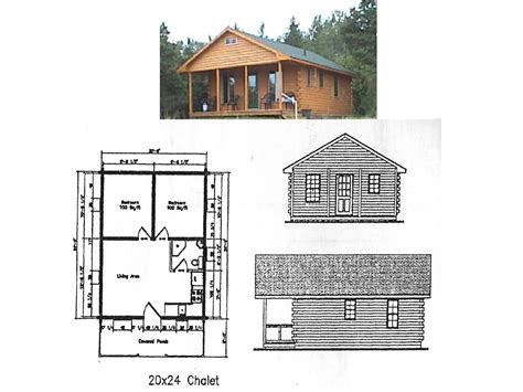 Cabin Designs Plans by Floor Plans Cedar Log Chalet Units 1 9 Inclusive