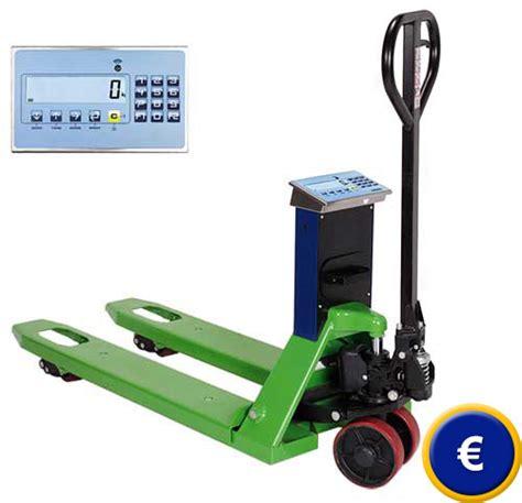 lade industriali usate hubwagen mit waage geeicht pce tpwlkm pce instruments
