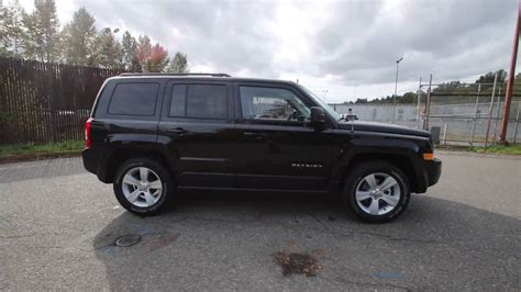 jeep patriot 2017 black 2017 jeep patriot sport black clearcoat hd130847