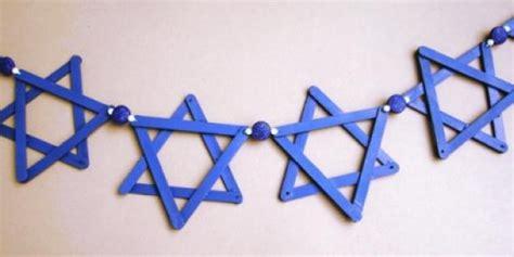 Make It Stick Sweepstakes - stick up a hanukkah garland hgtv