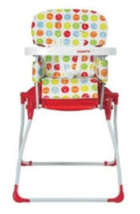baby deal of the week folding cosatto high chair which