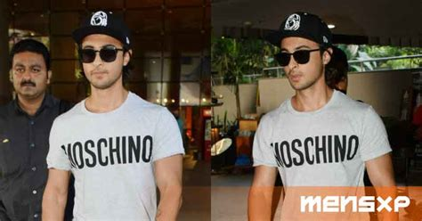 Rs Moschino Shirt aayush sharmas moschino tshirt is simple to be worth