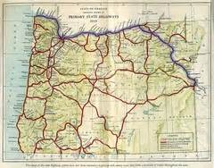 Oregon Hunting Map by Newport Oregon Visitor Information Go Northwest A Travel