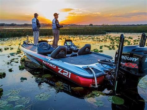 nitro bass boats gear nitro z21 bass boats new in new bern nc us boattest