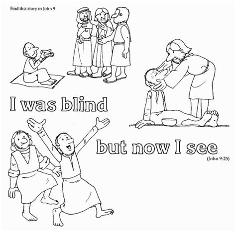 sunday school coloring pages jesus heals the sick coloriages bible wonderland levangelisation section