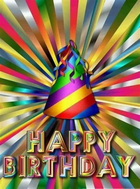 Colorful 3D Happy Birthday Pictures, Photos, and Images