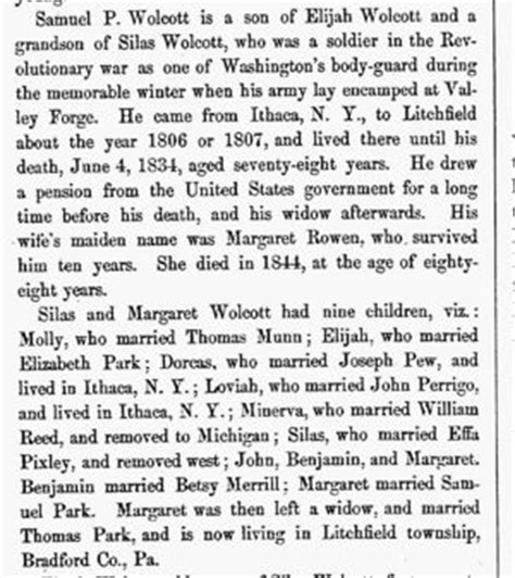 wolcott genealogy the family of henry wolcott one of the settlers of connecticut classic reprint books silas wolcott 1755 1834 wikitree free family tree