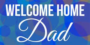 welcome home signs yard lawn signs for welcome home ready2print