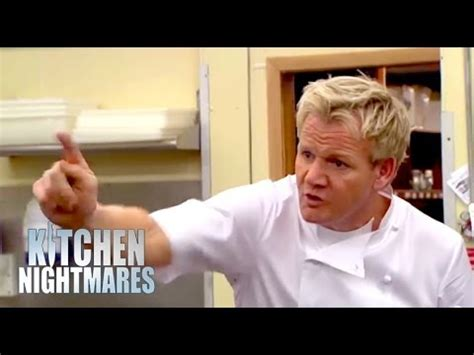 Kitchen Nightmares Grasshopper You You And You Chef Ramsay Explodes Kitchen