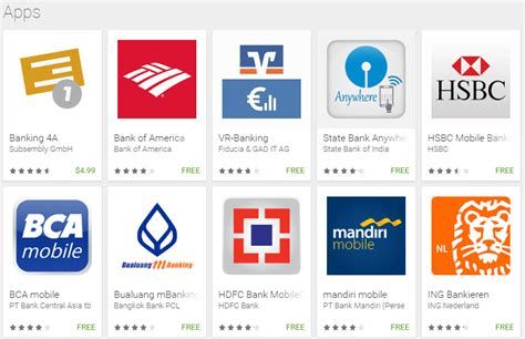 best bank mobile banking how to optimize ios and android mobile apps aso app store