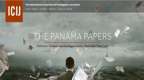 are panama papers really a caign against privacy