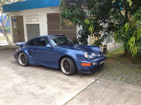 modified porsche 911 turbo yay or nay modified 1978 porsche 911 turbo 930 spotted